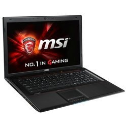 "msi gp70 2qf leopard pro (core i7 4720hq 2600 mhz/17.3""/1920x1080/8.0gb/1000gb/dvd-rw/nvidia geforce gtx 950m/wi-fi/bluetooth/win 8 64)"