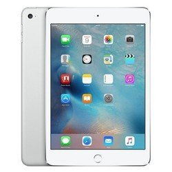 Apple iPad mini 4 64Gb Wi-Fi + Cellular (MK732RU/A) (серебристый) :::
