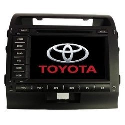 best electronics toyota land cruiser 200