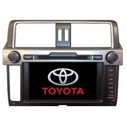best electronics toyota land cruiser prado (2013+)
