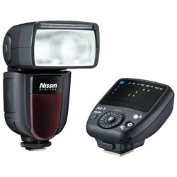 Nissin Di700A + Air1 for Canon