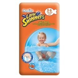 Huggies Little Swimmer (12-18 ��) 11 ��.