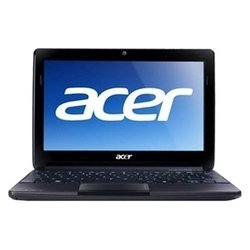 "acer aspire one ao722-c68kk (c-60 1000 mhz/11.6""/1366x768/2048mb/500gb/dvd-rw/wi-fi/bluetooth/win 7 starter)"