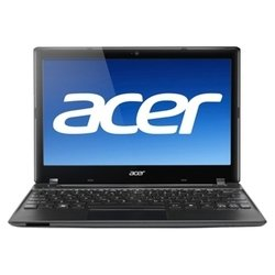 "acer aspire one ao756-877b1kk (celeron 877 1400 mhz/11.6""/1366x768/2048mb/320gb/dvd нет/intel gma hd/wi-fi/bluetooth/win 7 hb 64)"