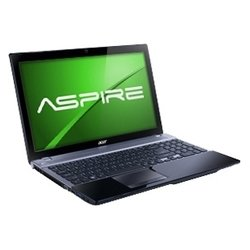 "acer aspire v3-571g-32354g50makk (core i3 2350m 2300 mhz/15.6""/1366x768/4096mb/500gb/dvd-rw/wi-fi/bluetooth/win 7 hp 64)"