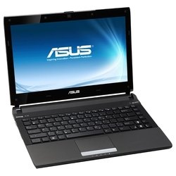 "asus u36sd (core i5 2410m 2300 mhz/13.3""/1366x768/4096mb/750gb/dvd нет/wi-fi/bluetooth/win 7 hb 64)"