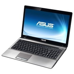 "asus a53sm (core i5 2450m 2500 mhz/15.6""/1366x768/3072mb/500gb/dvd-rw/wi-fi/bluetooth/win 7 hb)"