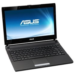 "asus u36jc (core i5 480m 2660 mhz/13.3""/1366x768/4096mb/500gb/dvd нет/wi-fi/win 7 hb)"