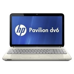 "hp pavilion dv6-6b10ez (core i5 2430m 2400 mhz/15.6""/1366x768/4096mb/500gb/dvd-rw/wi-fi/bluetooth/win 7 hp 64)"