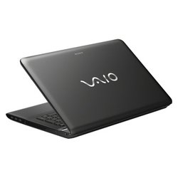 "sony vaio sve1711s9r (core i5 2450m 2500 mhz/17.3""/1600x900/4096mb/500gb/dvd-rw/wi-fi/bluetooth/win 7 pro 64)"
