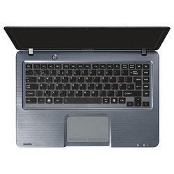 "toshiba satellite u840-b7s (core i5 3317u 1700 mhz/14.0""/1366x768/4096mb/352gb/dvd нет/wi-fi/bluetooth/win 7 hp 64)"