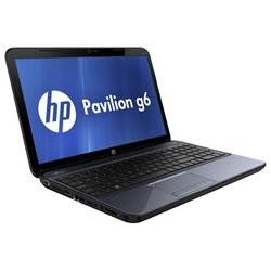 "hp pavilion g6-2012sr (core i3 2330m 2200 mhz/15.6""/1366x768/4096mb/320gb/dvd-rw/wi-fi/bluetooth/win 7 hb 64)"