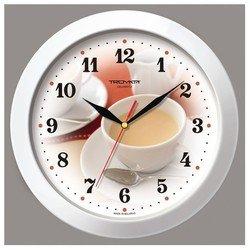 Часы настенные Тройка 11110187 (Кофе с молоком)
