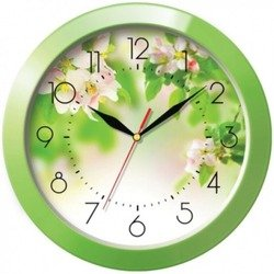 Часы настенные Тройка 11121186 (Весна)