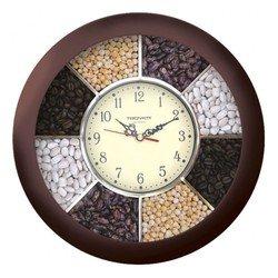 Часы настенные Тройка 11131141 (Специи)