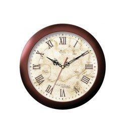 Часы настенные Тройка 11131150 (Карта)