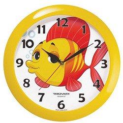 Часы настенные Тройка 11150104 (Рыбка)