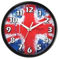 Часы настенные Тройка 91900928 (Флаг Великобритании)