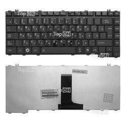 Клавиатура для ноутбука Toshiba Satellite A300, A305, L300, L450, M300, M305 (TOP-67881)