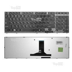 Клавиатура для ноутбука Toshiba Satellite A660, A665, Qosmio X770, X775 (TOP-77206)