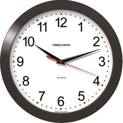 Часы настенные Тройка 11100112 (белые)