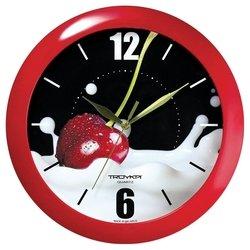 Часы настенные Тройка 11130128 (Вишня со сливками)
