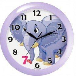 Часы настенные Тройка 11143151 (Слоненок)