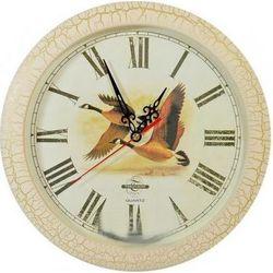 Часы настенные Тройка 11173105 (Дикие утки)