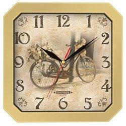 Часы настенные Тройка 31371310 (Велосипед)