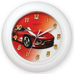 Часы настенные Тройка 71711236 (Машина)