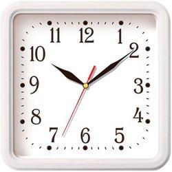 Часы настенные Тройка 81810835 (белые)