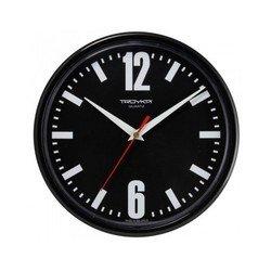 Часы настенные Тройка 91900919 (черные)
