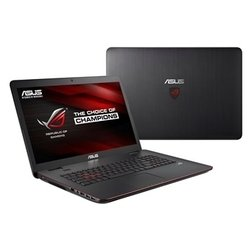 "asus rog gl771jm (core i7 4710hq 2500 mhz/17.3""/1920x1080/8.0gb/1000gb/dvd-rw/nvidia geforce gtx 860m/wi-fi/bluetooth/win 8 64)"