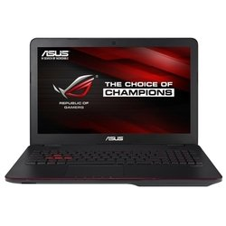 "asus rog gl551jw (core i7 4720hq 2600 mhz/15.6""/1920x1080/16.0gb/1128gb hdd+ssd/dvd-rw/nvidia geforce gtx 960m/wi-fi/bluetooth/win 8 64)"