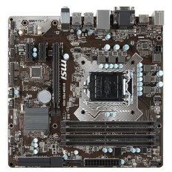 MSI B150M PRO-VDH (Retail)