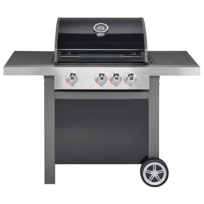 jamie oliver home grill super 3 burner side bbq. Black Bedroom Furniture Sets. Home Design Ideas
