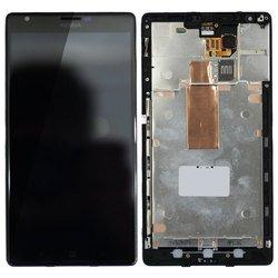 Дисплей для Nokia Lumia 1520 с тачскрином в сборе (R0002057)