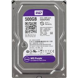 жесткий диск wd  sata-iii 500gb wd05purx purple 64mb 3.5""