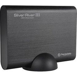 Внешний корпус для HDD Thermaltake Silver River III (ST-002-E31U3E-A1) (черный)