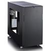 Корпус Fractal Design Define R5 (FD-CA-DEF-R5-BK) - КорпусКорпуса<br>Форм-фактор материнской платы - ATX, фронтальные разъемы USB 2.0 - 2, фронтальные разъемы USB 3.0 - 2, фронтальные аудио-разъемы, фронтальная откидная панель (дверь), расположение БП нижнее, типоразмер Midi-Tower.<br>