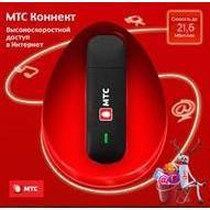Модем 3G МТС Коннект-4 21.6 + Sim карта