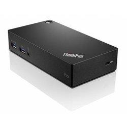 Стыковочная станция Lenovo ThinkPad USB 3.0 Pro Dock (40A70045EU) (черный)