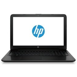 "ноутбук hp 15-af003ur a6 5200, 2gb, 500gb, amd radeon hd 8400, 15.6"", hd (1366x768), windows 8.1 64, black, wifi, cam"