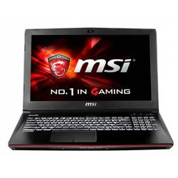 "������� msi ge62 2qc(apache)-220ru core i7 5700hq, 8gb, 1tb, ssd128gb, dvd-rw, nvidia geforce gtx 960m 2gb, 15.6"", fhd (1920x1080), windows 8.1 single language, black, wifi, bt, cam"