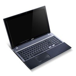 "ноутбук acer v3-571-32344g50makk core i3-2348m, 4gb, 500gb, dvdrw, uma, 15.6"", hd, 1366x768, win 8 single language, bt4.0, wifi, cam"