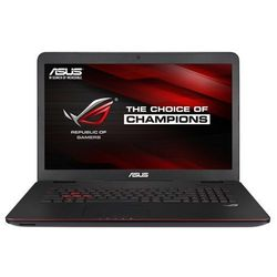"ноутбук asus g771jw-t7128h core i7 4720hq, 8gb, 1tb, dvd-rw, nvidia geforce gtx 960m 2gb, 17.3"", ips, fhd (1920x1080), windows 8.1 64, black, wifi, bt, cam, 5000mah"