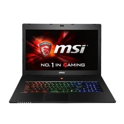 "ноутбук msi gs70 2qd(stealth)-636xru core i7 5700hq, 8gb, 1tb, ssd128gb, nvidia geforce gtx 965m 2gb, 17.3"", fhd (1920x1080), free dos, black, wifi, bt, cam, 5400mah, bag"