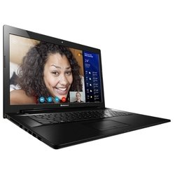 "Lenovo G70-80 (Core i3 5020U 2200 MHz/17.3""/1600x900/4.0Gb/1000Gb/DVD-RW/Intel HD Graphics 5500/Wi-Fi/Bluetooth/WIn 10) (80FF00DQRK) (������)"