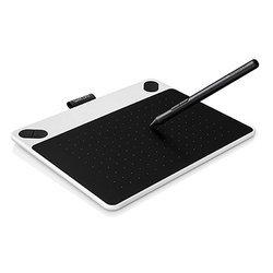 Планшет для рисования Wacom Intuos Draw Pen S USB (CTL-490DW-N) (белый)