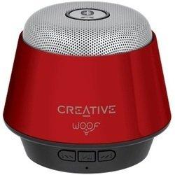 Creative WOOF MF8210 (красный)